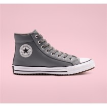Converse Utility Chuck Taylor All Star Pc Boot High Top - Grey Unisex Shoe 168869C