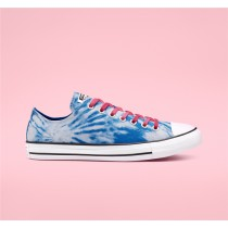 Converse Twisted Vacation Chuck Taylor All Star Low Top - Blue Unisex Shoe 167931F