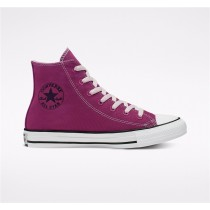 Converse Renew Canvas Chuck Taylor All Star High Top - Pink Unisex Shoe 166141C