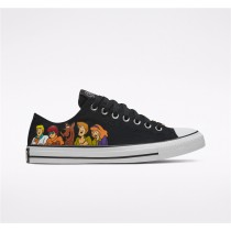 Converse X Scooby Doo Chuck Taylor All Star Low Top - Black Unisex Shoe 169079F