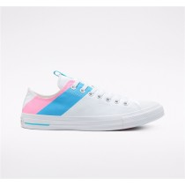 Converse Pride Chuck Taylor All Star Low Top - White Unisex Shoe 167760C