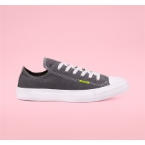 Converse Renew Chuck Taylor All Star Low Top - Grey Unisex Shoe 168602C