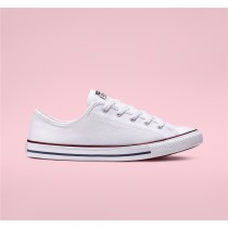 Converse Dainty Chuck Taylor All Star Low Top - White Women's Shoe 564981F