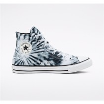 Converse Twisted Vacation Chuck Taylor All Star High Top - Black Unisex Shoe 167929F