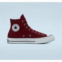 Converse Distressed Chuck 70 High Top - Red Unisex Shoe 169778C