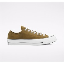 Converse Distressed Chuck 70 Low Top - Brown Unisex Shoe 169779C