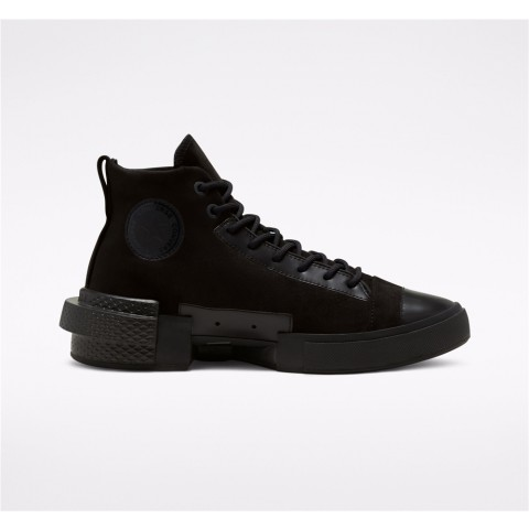 Converse All Star Disrupt CX High Top - Black Unisex Shoe 168582C