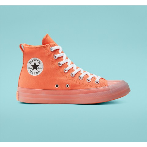 Converse Chuck Taylor All Star CX High Top - Orange Unisex Shoe 168567C