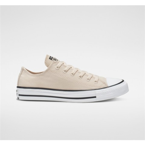 Converse Renew Canvas Chuck Taylor All Star Low Top - White Unisex Shoe 166142C