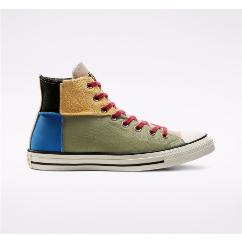 Converse BHM Chuck Taylor All Star High Top - Green Unisex Shoe 168274C