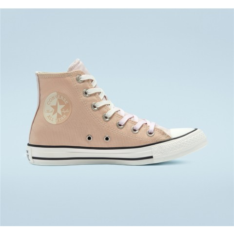 Converse Twisted Pastel Chuck Taylor All Star High Top - Pink Unisex Shoe 169040C