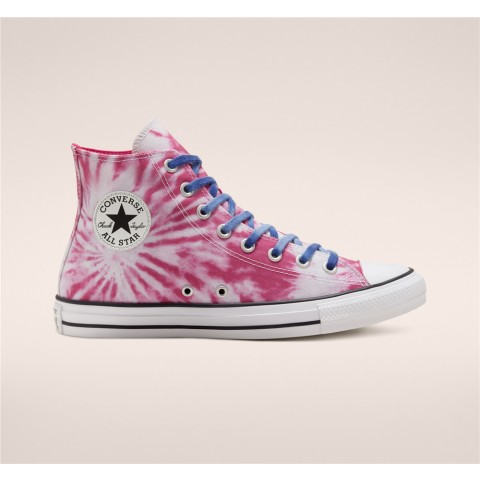Converse Twisted Vacation Chuck Taylor All Star High Top - Pink Unisex Shoe 167928F