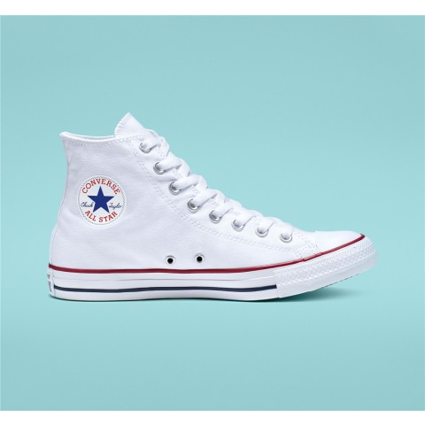 Converse Chuck Taylor All Star High Top - White Unisex Shoe M7650