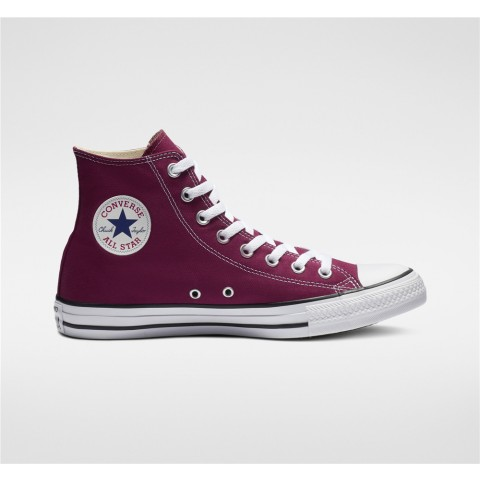 Converse Chuck Taylor All Star High Top - Red Unisex Shoe M9613