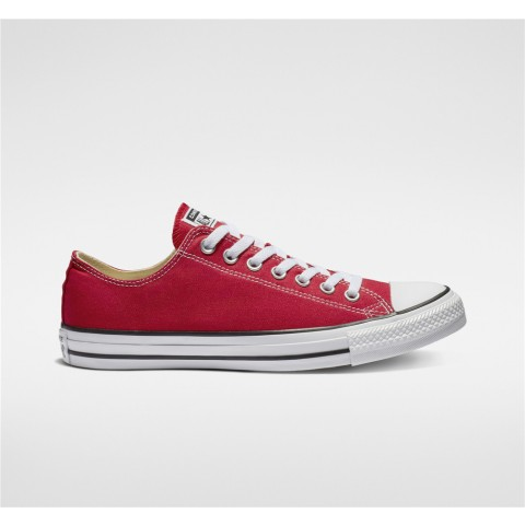 Converse Chuck Taylor All Star Low Top - Red Unisex Shoe M9696