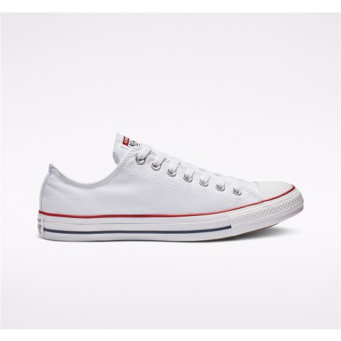 Converse Chuck Taylor All Star Low Top - White Unisex Shoe M7652
