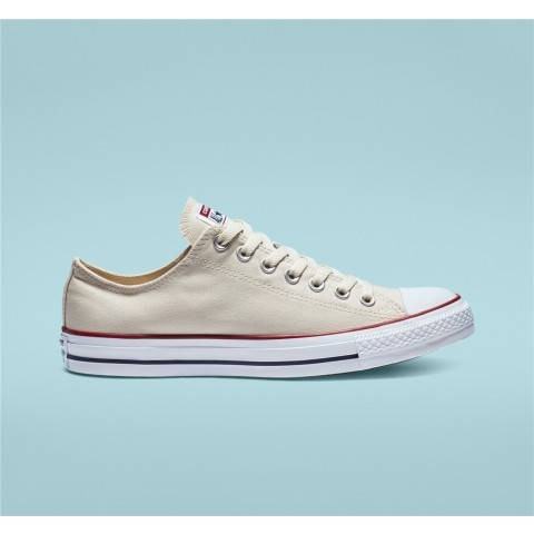 Converse Chuck Taylor All Star Low Top - White Unisex Shoe 159485F