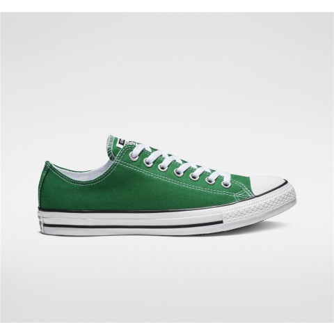 Converse Chuck Taylor All Star Low Top - Green Unisex Shoe 150476F
