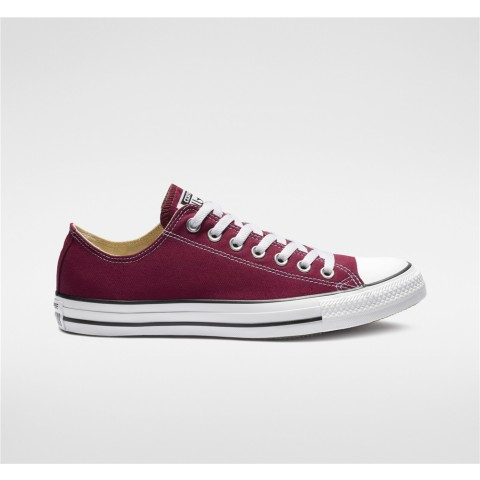 Converse Chuck Taylor All Star Low Top - Red Unisex Shoe M9691