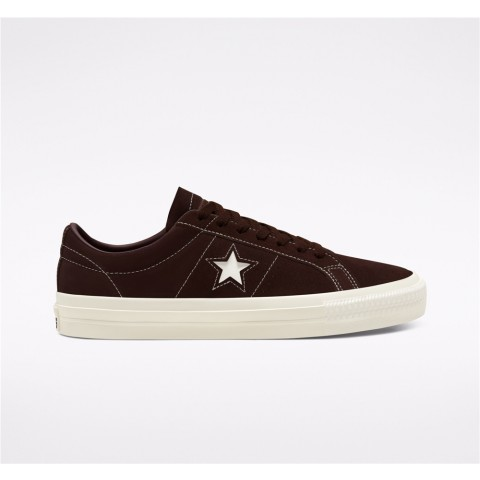 Converse Cons One Star Pro Low Top - Red Unisex Shoe 167933C