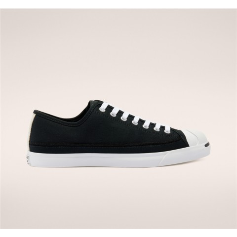 Converse Trail To Cove Jack Purcell Low Top - Black Unisex Shoe 168138C