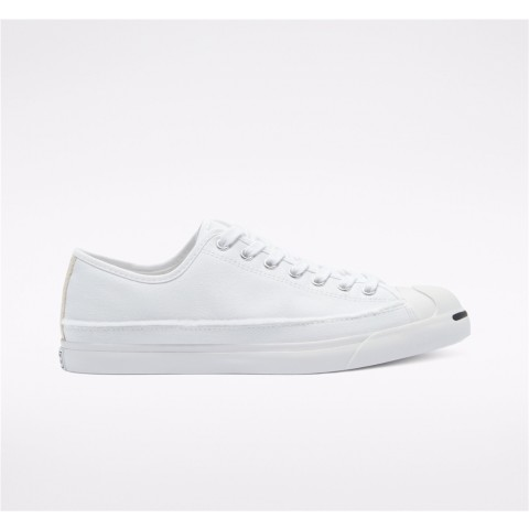 Converse Trail To Cove Jack Purcell Low Top - White Unisex Shoe 168140C
