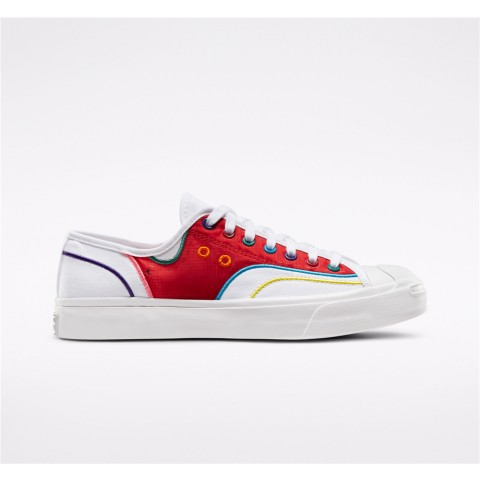 Converse Chinese New Year Jack Purcell Low Top - White Unisex Shoe 167331C