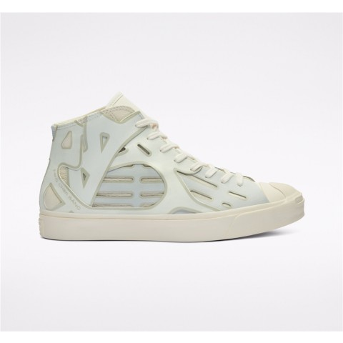 Converse X Feng Chen Wang Jack Purcell Mid - White Unisex Shoe 169009C