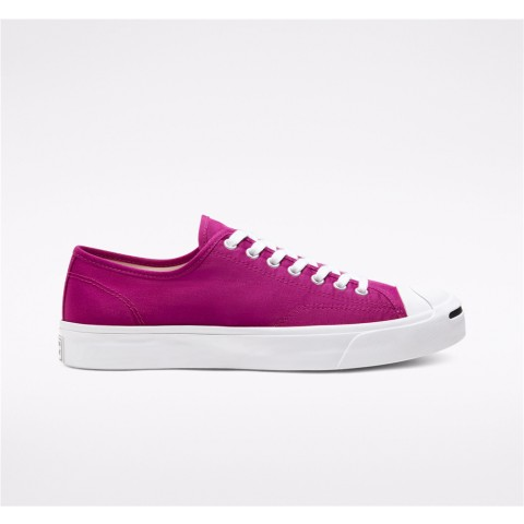 Converse Seasonal Color Jack Purcell Low Top - Red Unisex Shoe 168517C